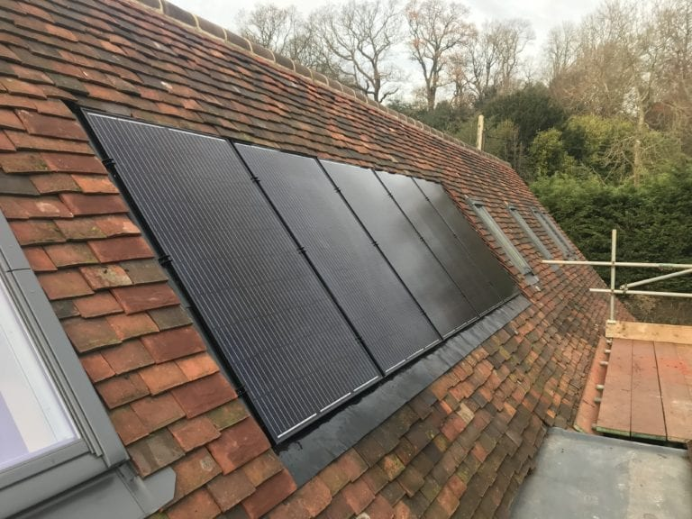 Chichester solar panels